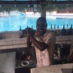 ADRIAN HALL MAIN POOL FANTASTIC BARTENDER. ALWAYS MADE US FEEL WELCOMED