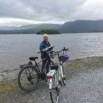 Killarney Lake - bikes from Lyne's Rent A Bike