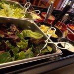 Endless soup & salad bar Monday - Saturday 11am-2pm