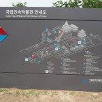 museum Gide map