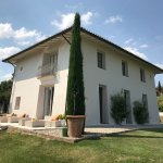 Gorgeous design of the Villa