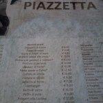 Photo de La Piazzetta