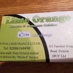Photo de Lime Orange