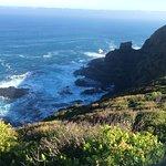 Great ocean views from the boardwalk