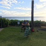 Music and hula during free Wednesday night mai tai reception
