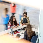 The UBC Welcome Centre has knowledgeable staff to help you with your visit.