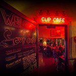 Welcome to the Cup Cafe