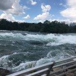 rapids across way