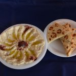 Baba Ganoush with Pita Bread