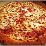 Cheese&tomato pizza