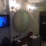 Basic room- very fancy basic room!
