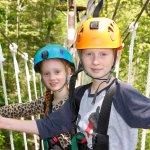 Aaren and Sarah Beth as Guides