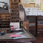 The printers shop