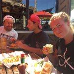 Photo de Grills Seafood Deck & Tiki Bar