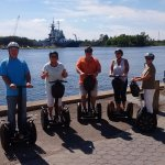 Foto de Cape Fear Segway Tours