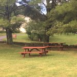 Get your favorite meal and enjoy Picnic area