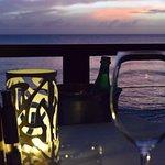 Sunset dinner @ Cin Cin by the Sea