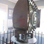 Lighthouse lens (from Plymouth)