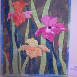 Irises quilt☺