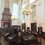 The Maisel Synagogue which includes a fascinating exhbition of day to day life in a Jewish home