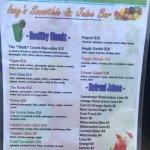 Izzy's Smoothies Snacks & Juice Bar