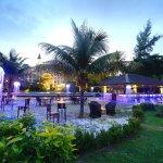 Pool Side Ocean Bar