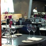 The Glasshouse Restaurant offers chic dining experiences