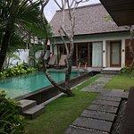 Garden Villa with personal pool