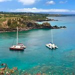 Honolua Bay is only 15-20 minutes north with FANTASTIC snorkeling. Go early for free parking!