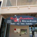 Red Scooter Deli, Paso Robles, Ca