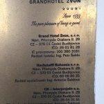 Photo of Grand Hotel Zvon