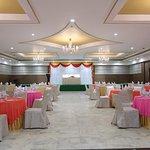 DARSHINI HALL - Spacious Banquet Hall at 4th Floor , Capacity-500 Guests