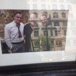 レトロな店内がディカプリオの映画の撮影で使われたそう