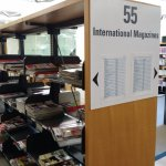 International magazines for a multilingual city