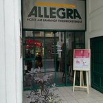 Hotel Allegra Foto