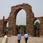 Iron Pillar 1600 years old. No rust!