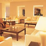 Relaxed Atmosphere At Hotel Lounges