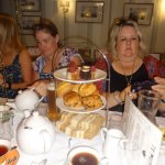 Afternoon tea 2 - bigger group