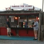 Flo's Clam Shack in Portsmouth, RI
