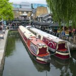 Camden Locks Canalside