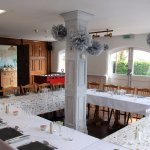 Several private dining areas available for celebrations, wakes, meetings & events