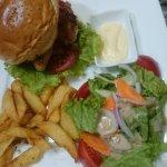 Fish burger ( M Size )