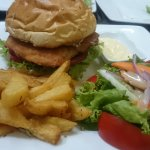 Fish burger ( M Size )