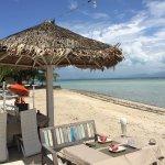 Foto de Milky Bay Resort Restaurant