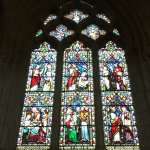 Selby Abbey inside and out