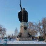 парк и памятник Илье Муромцу
