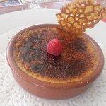 Crème brûlée à La fève de tonka