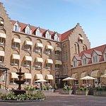 Hotel-Restaurant De Dikke Van Dale in Sluis