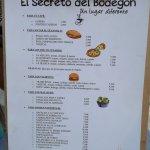 El Secreto Del Bodegón fényképe