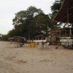 Vista da Praia Garnde - Algodoal
